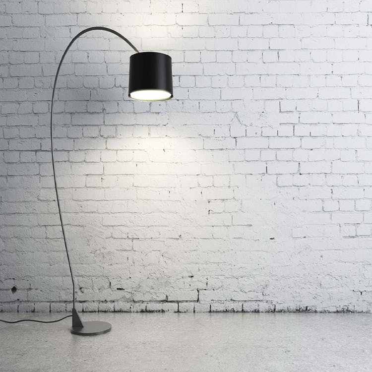 Golvlampor i smart design